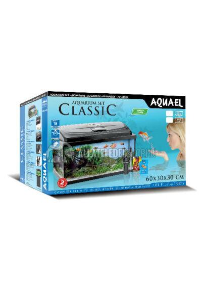 Akvárium szett - Aquael Szett Classic 60  45L Íves
