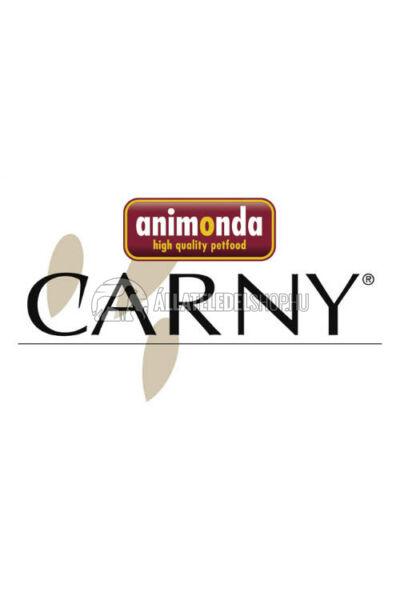 Animonda macskaeledel - Carny Adult Pulyka & Nyúl macskakonzerv 400g
