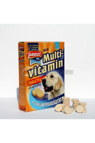 Panzi - Dog Multivitamin kutyák részére