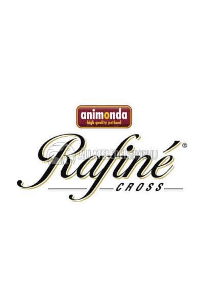 Animonda macskaeledel -  Rafine Cross Adult Kacsa - Pulyka - Csirke macskatáp 15kg