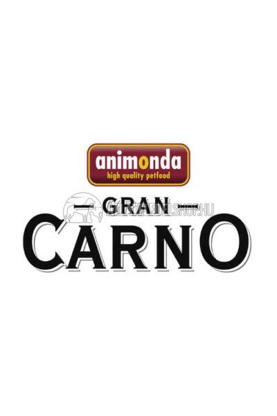 Animonda - Grancarno Adult Lazac & Spenót kutyakonzerv 400g