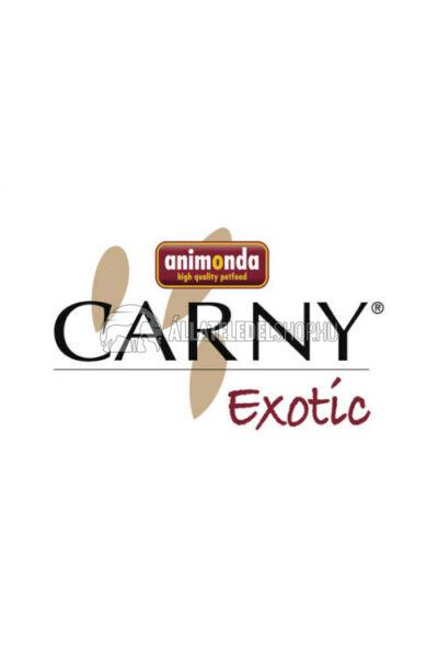 Animonda macskaeledel - Carny Exotic Bivaly macskakonzerv 85g